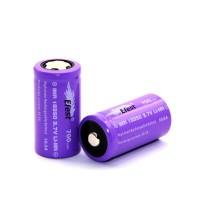 Batteria 18350 efest 700 mah NO PIN