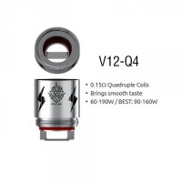 Resistenza 1 PZ COIL V12-Q4 SMOK TFV12