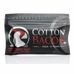Cotton Bacon V2 by Wick N' Vape - 10 G