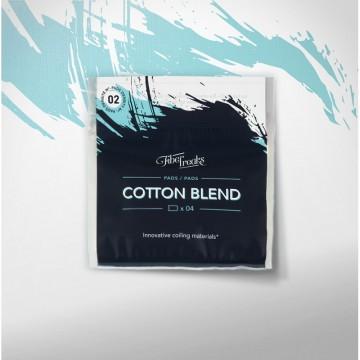 Fiber Freaks Gamme Cotton Blend - Fogli - Densità : 2