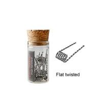 Coil pronte COIL MASTER MICROCOIL PRONTE - Filo resistivo : Flat Twisted KA1 0.36 Ohm