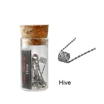 Resistenze pronte COIL MASTER MICROCOIL - Filo resistivo : Hive KA1 0.5 Ohm
