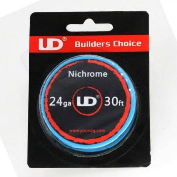 Filo resistivo Roll Coil Nichrome UD 0.5mm 24 GA 10m