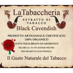 Aroma La Tabaccheria - Estratto di Tabacco Black Cavendish