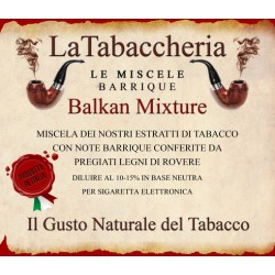 Aroma La Tabaccheria - Miscela Barrique Balkan Mixture
