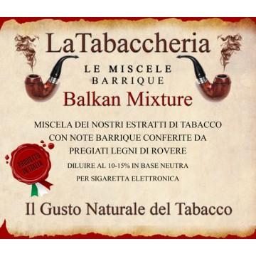 Aroma La Tabaccheria - Miscela Barrique Balkan Mixture