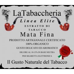 Aroma La Tabaccheria - Estratto di Tabacco Mata Fina