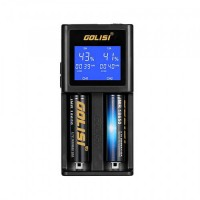 Caricabatterie 2 posti Golisi S2 2.0A Fast Smart Charger