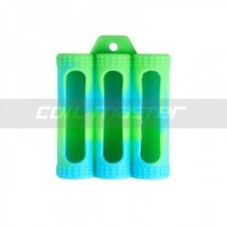 porta batterie in silicone  3 posti COIL MASTER