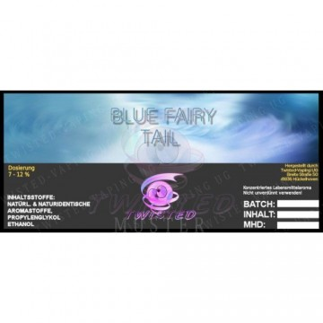 Aroma TWISTED - BLUE FAIRY TAIL
