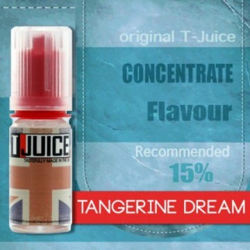 T-Juice - Tangerine Dream
