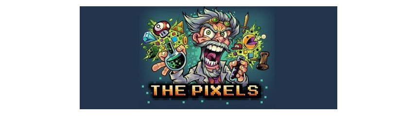 Aromi The Pixels