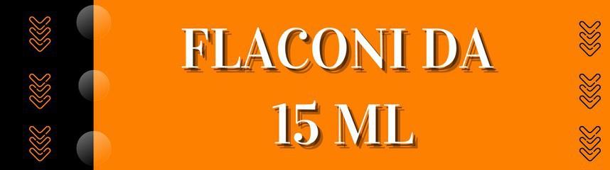 Flaconi 15ml