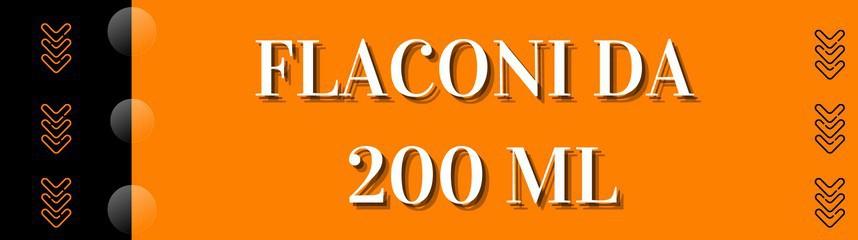Flaconi 200ml