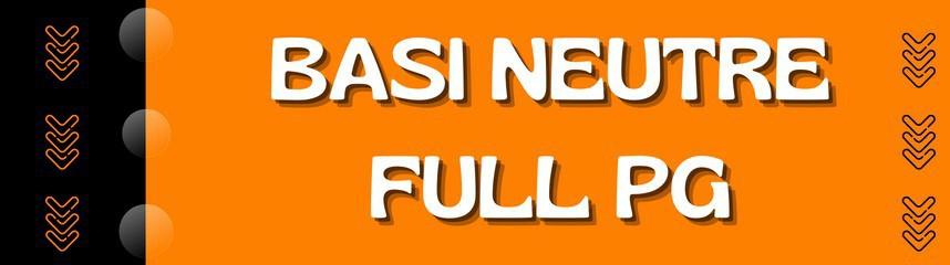 Basi Full PG