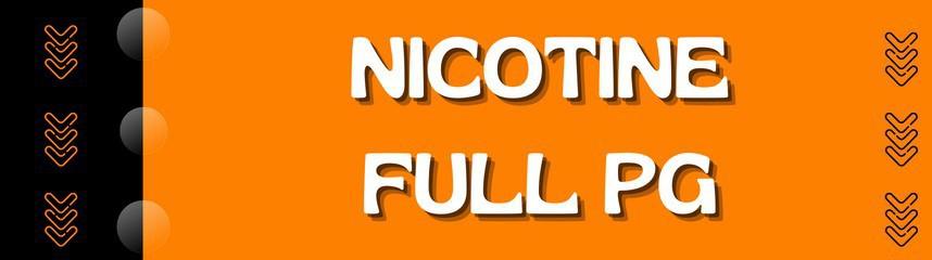 Nicotine Full PG