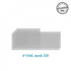 316L Mesh 325 Ripley mtl