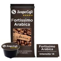 Caffè  Fortissimo Arabica per Dolce Gusto