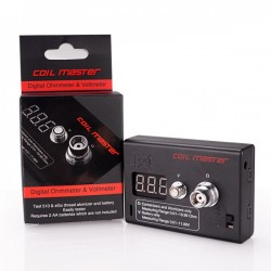 COIL MASTER OHM METER