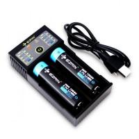 Caricabatterie EFAN C2 2 posti con usb