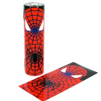 WRAP GUAINA TERMORESTRINGENTE 18650 - Spiderman