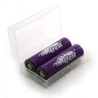 Porta batterie 2 posti