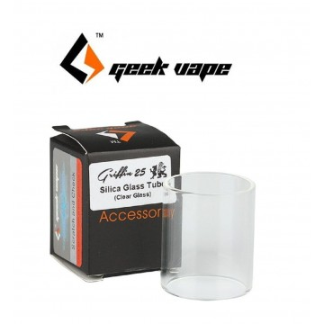 Vetro GeekVape Griffin 25 Plus Pyrex Glass