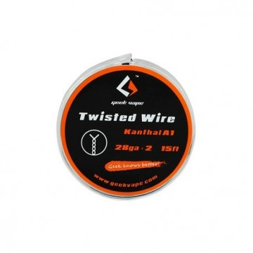 Twisted Wire Kanthal A1 28x2