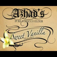 Aroma Azhad's Elixirs - Sweet Vanilla