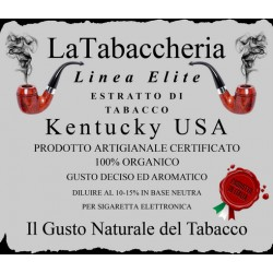 Aroma La Tabaccheria - Estratto di Tabacco Kentucky USA