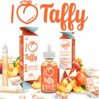 Liquido MAD HATTER - I LOVE TAFFY - 60 ML