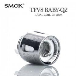 Resistenza SMOK TFV8 BABY - Q2 -  0.6 ohm