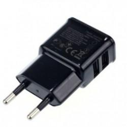 Caricabatterie da parete con doppia USB 2 X 1x2A