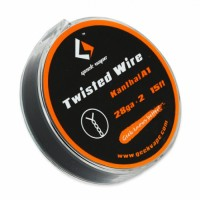 WIRE TWISTED KANTHAL A1 28GA*2 (5 M) - GEEK VAPE
