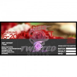 Aroma TWISTED - RED HORNET