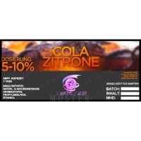 Aroma TWISTED - COLA-ZITRONE
