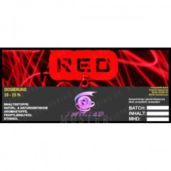 Aroma TWISTED - RED 5