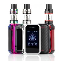 Smok Pack G-PRIV 2 Touch Screen 230W TC - con TFV8 X-Baby