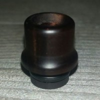Drip Tip Officine Svapo - Perseo Metacrilato Marrone Madreperla