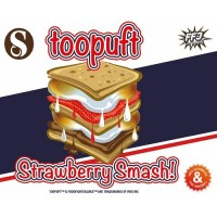 Too Puft Strawberry Smash - 20ml