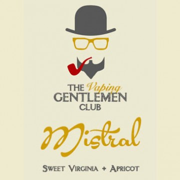 Aroma The Gentlemen Club - Mistral