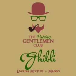 Aroma The Gentlemen Club - Ghibli