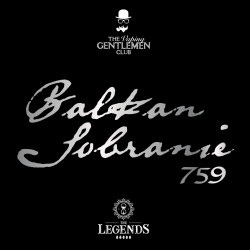 Aroma The Gentlemen Club - The Legends - Balkan Sobranie 759