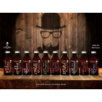 Flacone Vetro - Vaping Gentlemen Club - Neutra
