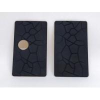 Pannelli Billet Box - TD Custom - Accademia - Nero
