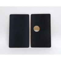 Pannelli Billet Box - TD Custom - Arsenale - Nero
