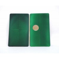 Pannelli Billet Box - TD Custom - Arsenale - Green