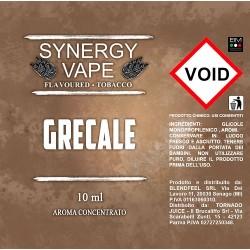 Aroma Synergy Vape - Grecale