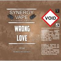 Aroma Synergy Vape - Wrong Love