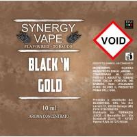Aroma Synergy Vape - Black N' Gold
